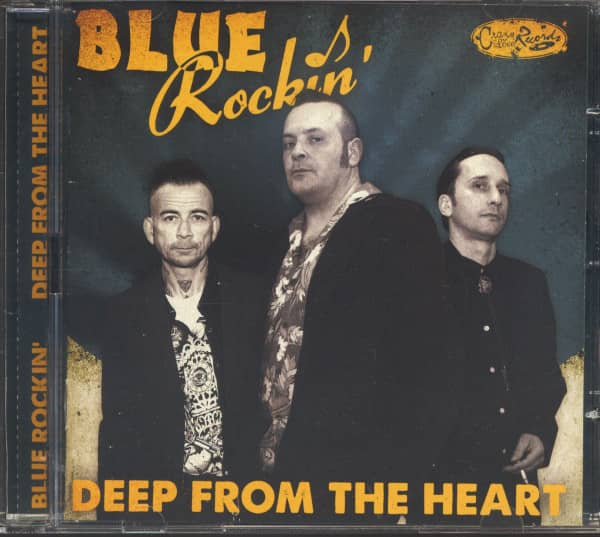 Deep From The Heart (CD)