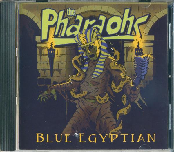 Blue Egyptian (CD)