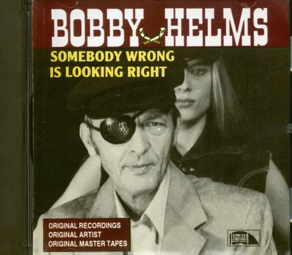 Somebody Wrong Is Looking Right (CD)