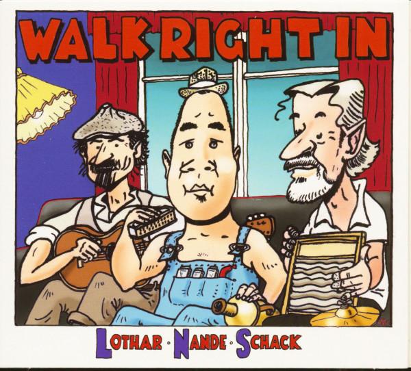 Walk Right In (CD)