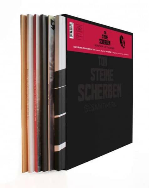Gesamtwerk (8-LP, 180g Vinyl, 1 Buch, Limited)