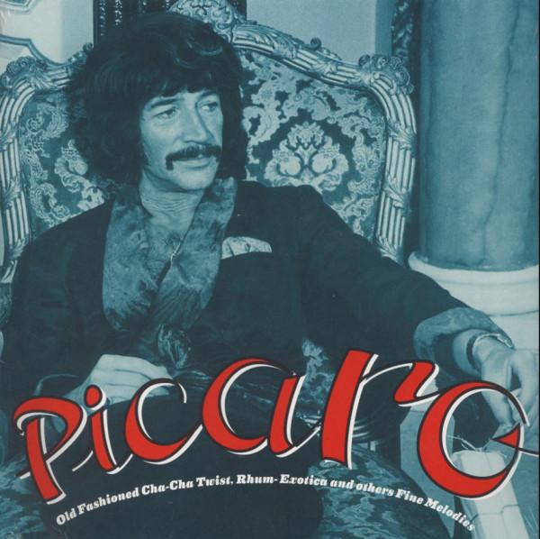 Picaro Vol.1 (LP, Ltd.)