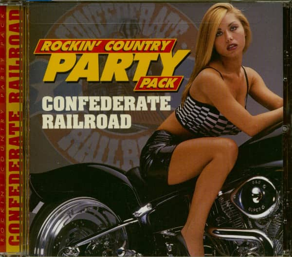 Rockin' Country Party Pack (CD)