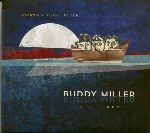 Cayamo Sessions at Sea (CD)