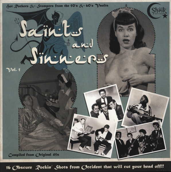 Saints And Sinners Vol.1