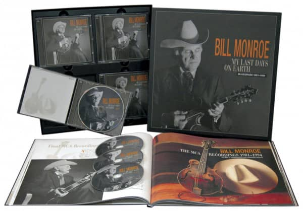 My Last Days on Earth (4-CD Box Set)