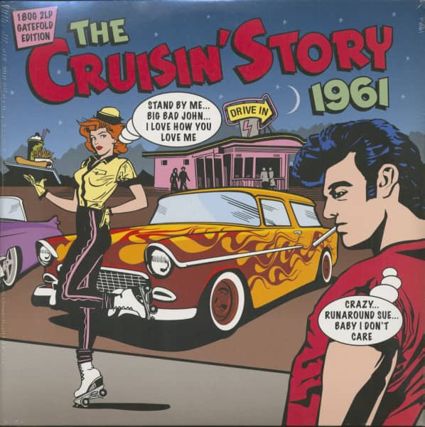 The Cruisin Story - 1961 (2-LP, 180g Vinyl)