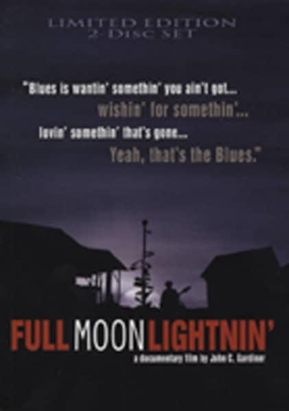 Full Moon Lightnin' (CD-DVD)