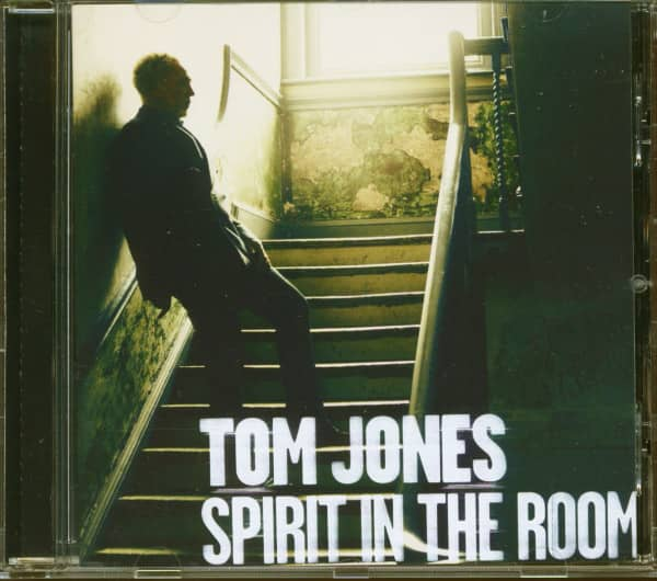 Spirit In The Room (CD, EU Version)