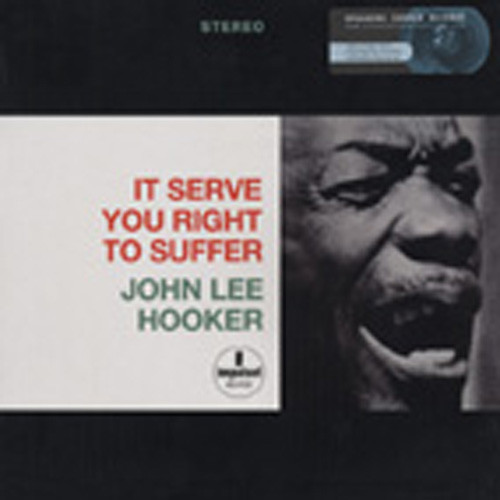 It Serves You Right To Suffer (180 g HQ Vinyl