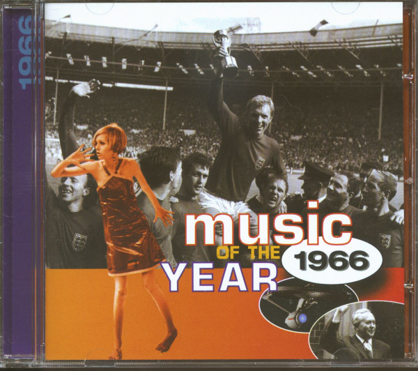Music Of The Year - 1966 (CD)