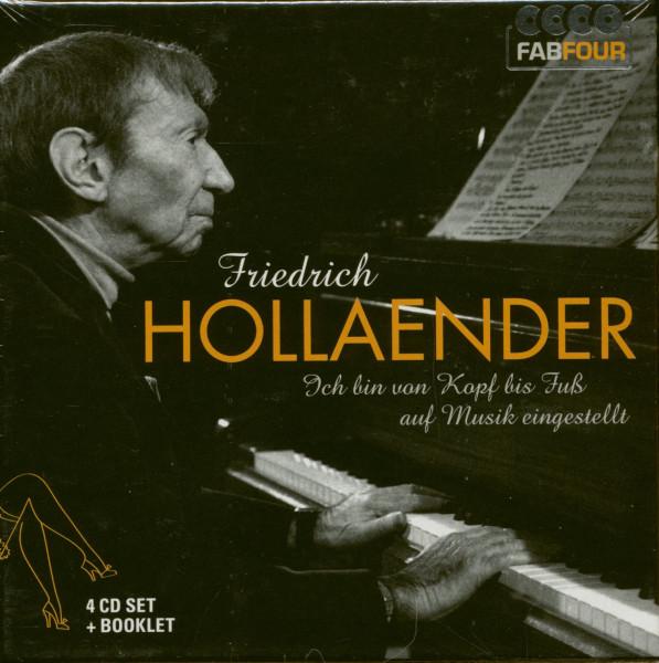 Ich Bin Von Kopf Bis Fuß Auf Musik Eingestellt (4-CD)