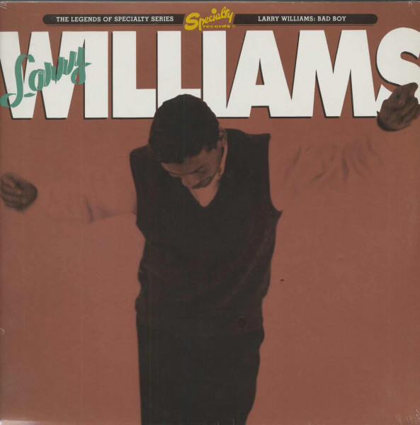 The Legends Of Specialty Series - Larry Williams - Bad Boy (LP)