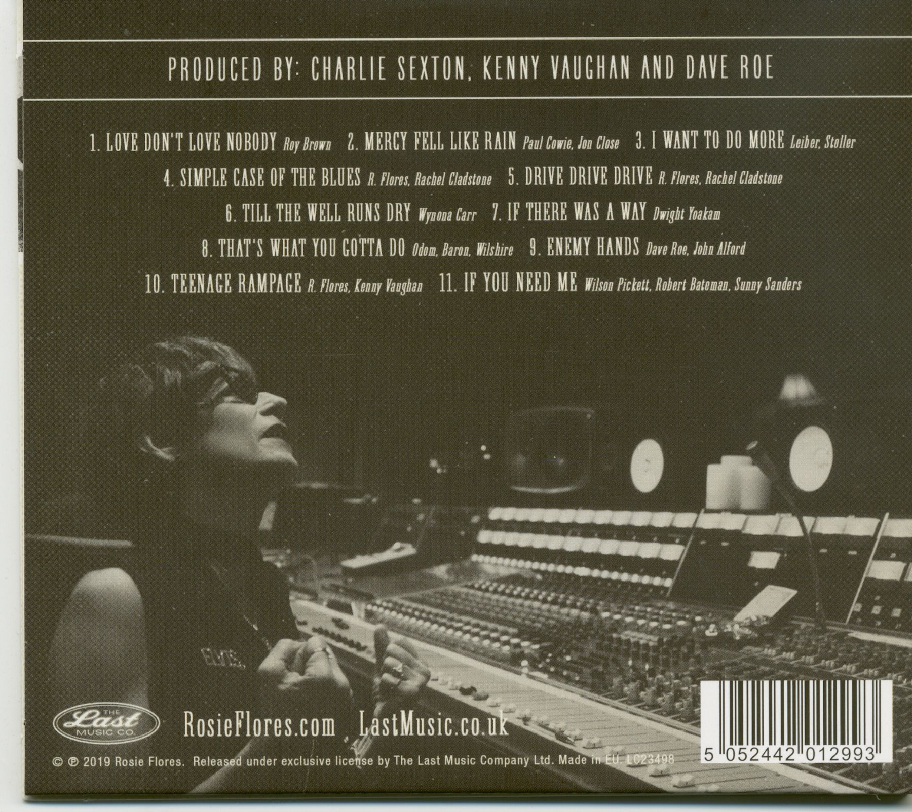 Rosie Flores Simple Case Of The Blues (CD)