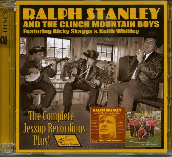 The Complete Jessup Recordings Plus! (2-CD)