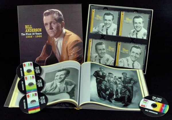 The First 10 Years, 1956-1966 (4-CD Deluxe Box Set)