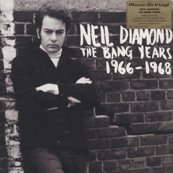 Bang Years 1966-68 (2-LP 180g) Deluxe Ed.