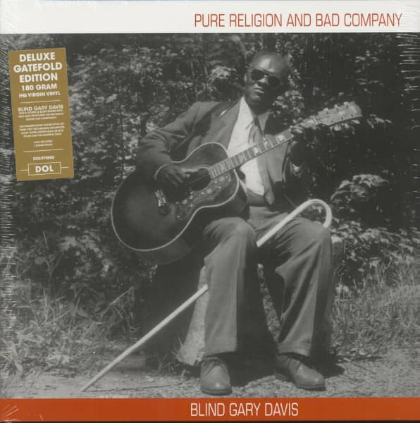 Pure Religion And Bad Company (LP, 180g Vinyl)