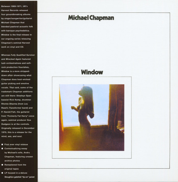 Window (LP, 180g, Ltd.)