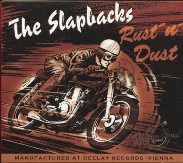 Rust 'n' Dust (CD)