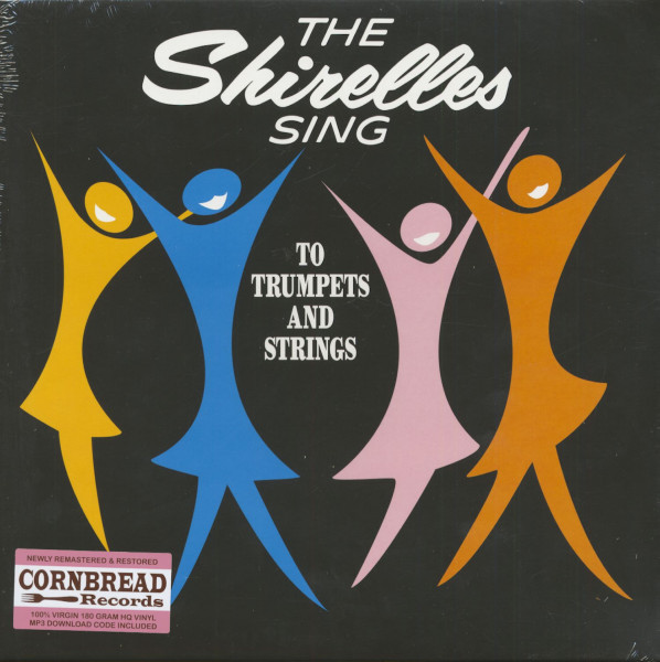 The Shirelles Sing To Trumpets And Strings (LP, 180g Vinyl)