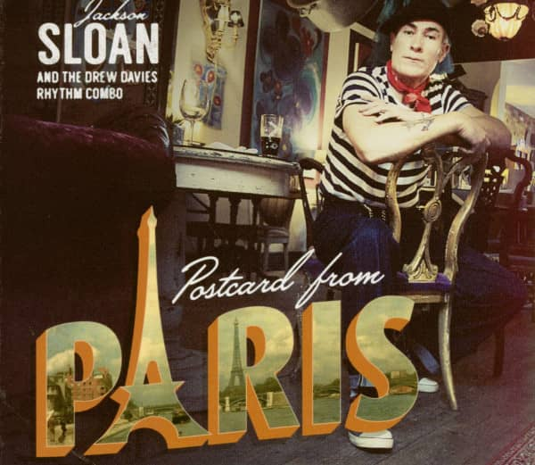 Postcard From Paris (CD)