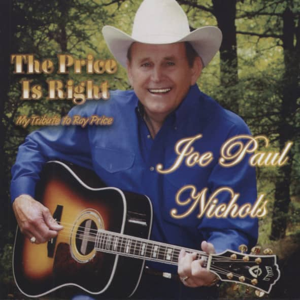 The Price Is Right - My Tribute To Ray Price