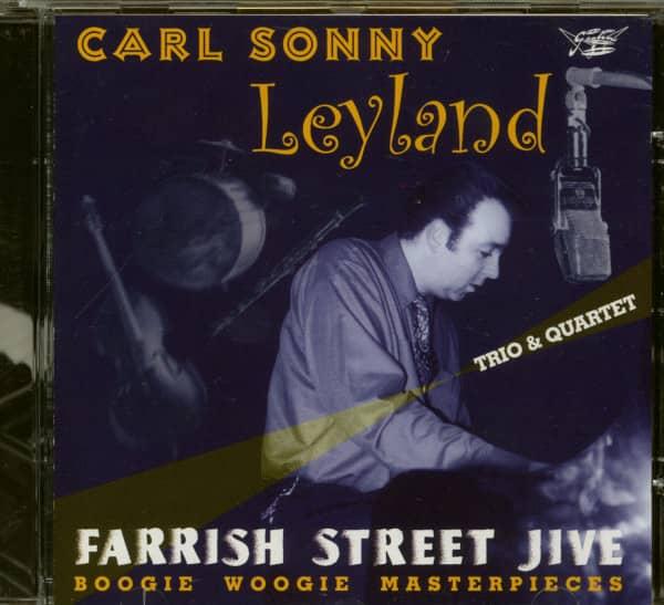 Farrish Street Jive (CD)