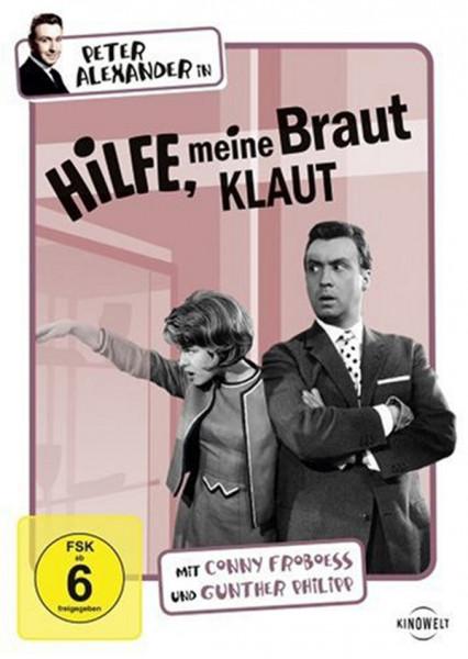 Hilfe, meine Braut klaut (1964) (2)