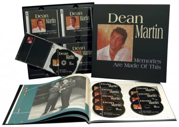 Memories Are Made Of This (8-CD)