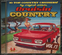 f9941755 Various CD: Cruisin' Country Vol.13 (CD) - Bear Family Records