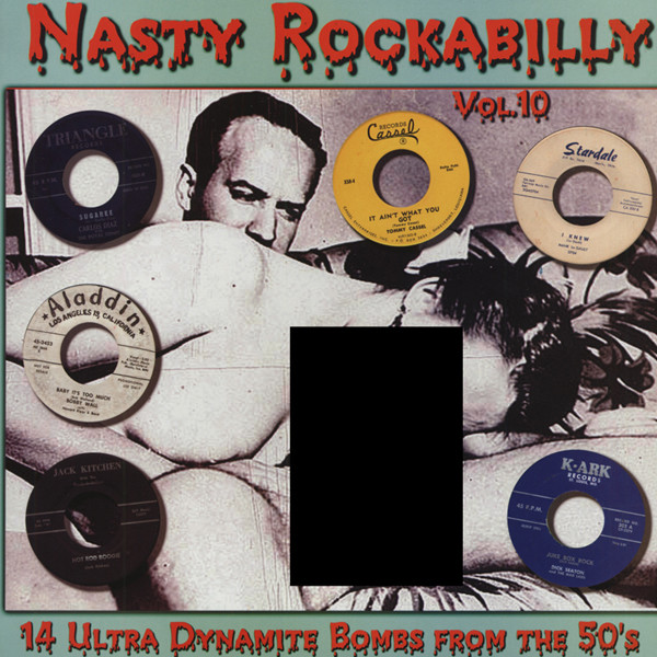 Nasty Rockabilly Vol.10 (Vinyl LP)