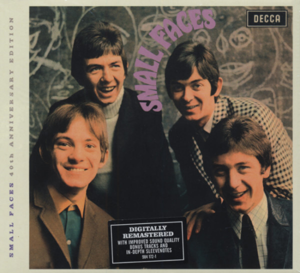 Small Faces...plus 40th Anniversary Edition