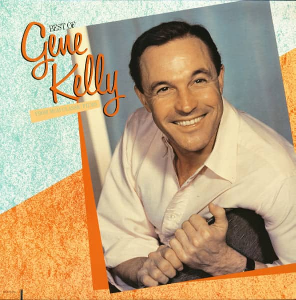 Best Of Gene Kelly From MGM Classic Films (LP)