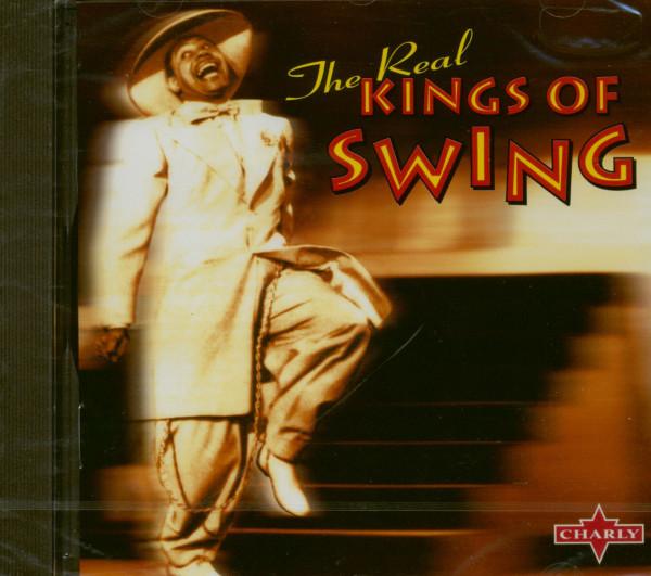 The Real Kings Of Swing (CD Album)