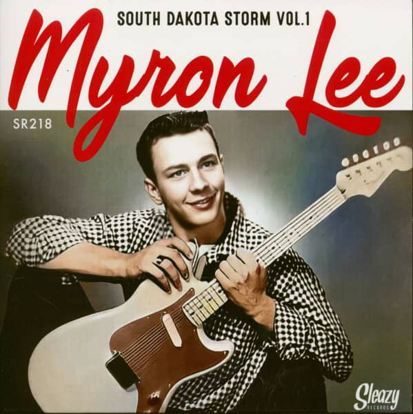 South Dakota Storm Vol.1 (7inch, 45rpm, Ltd.)