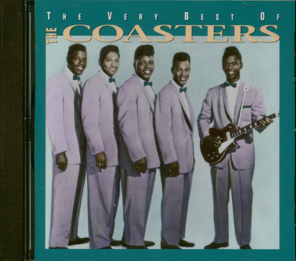 The Very Best Of The Coasters (CD)