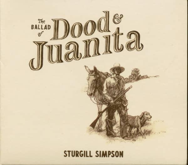 The Ballad Of Dood & Juanita (CD)
