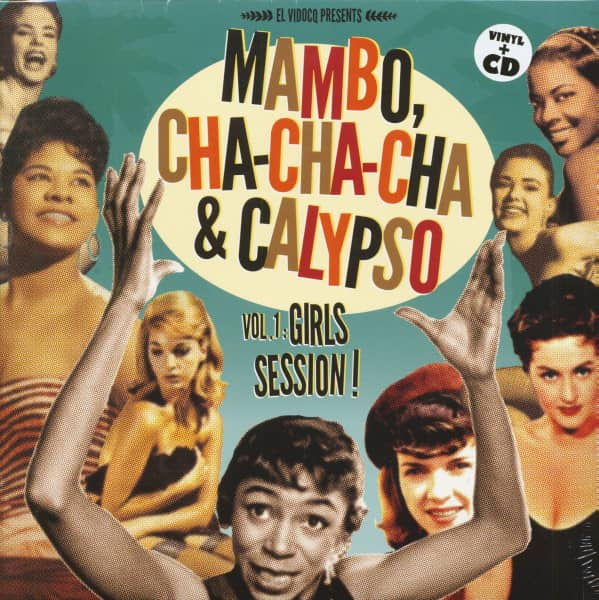Mambo, Cha Cha Cha & Calypso Vol.1 Girl Session (LP & CD)