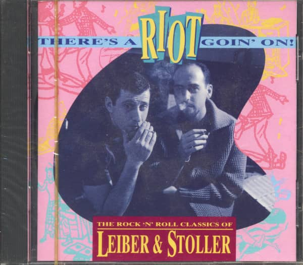 There's A Riot Goin' On - The Rock'n'Roll Classics Of Leiber & Stoller (CD)