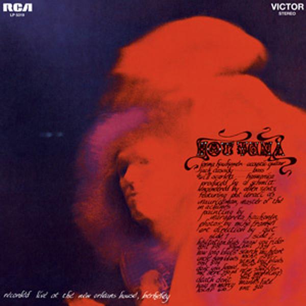 Hot Tuna (1970) HQ-Vinyl