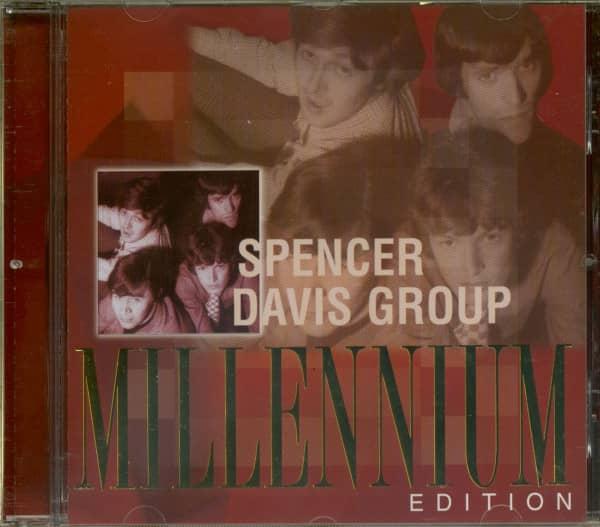 Millennium Edition (CD)