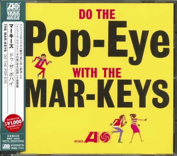 Do The Pop-Eye (CD, Japan)