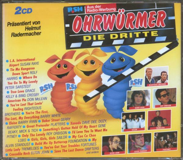 Ohrwürmer - Die Dritte (2-CD)