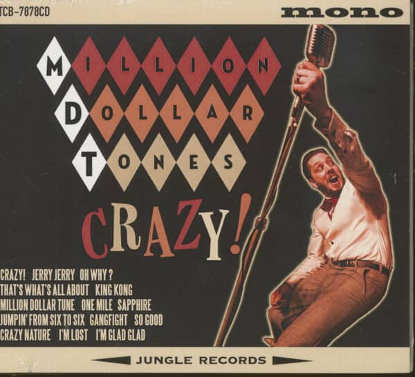 Everybody Go Crazy (CD)