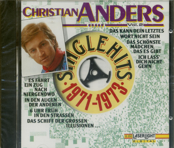 Single-Hits, 1971-73 (CD)