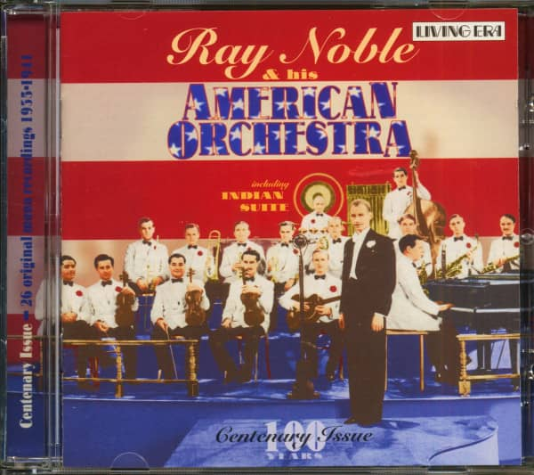Ray Noble & His American Orchestra (CD)