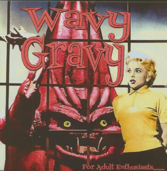 Wavy Gravy - For Adult Enthusiasts...(LP)