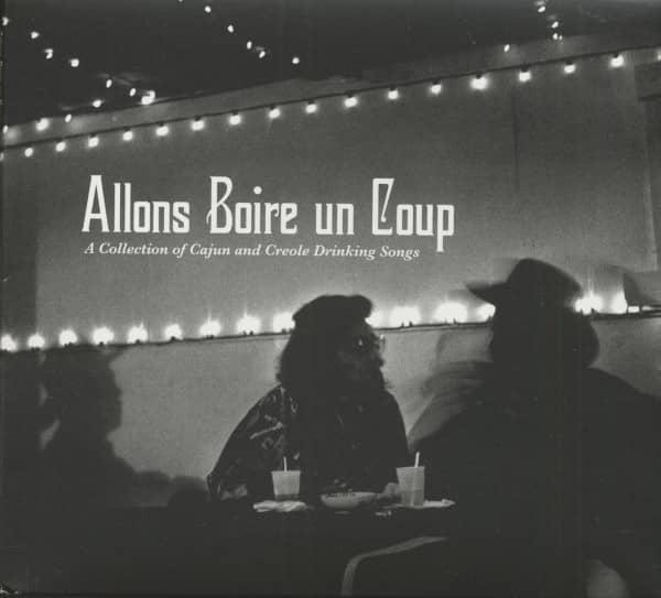 Allons Boire Un Coup - Cajun & Creole Drinkin (CD)