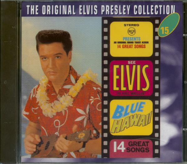 Blue Hawaii - The Original Collection #15 (CD)